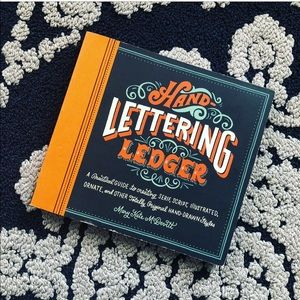 Hand Lettering Book📖🖋
